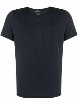 Stone Island Shadow Project футболка с нагрудным карманом 731920110