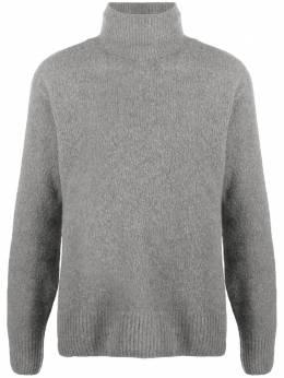 Kenzo свитер с высоким воротником FA65PU5023AE