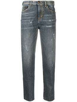 Jacob Cohen прямые джинсы с эффектом потертости KIMMY08769W5