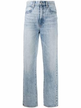 Slvrlake джинсы Dakota прямого кроя DAKJ707SC
