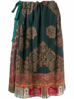 Pierre-louis Mascia юбка с принтом DYLANSGO10521F