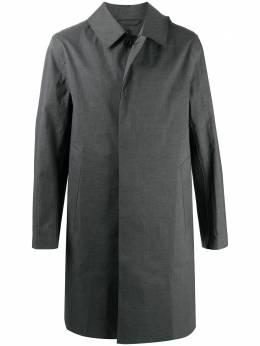 Mackintosh пальто прямого кроя RO4914
