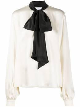 Redemption блузка с бантом 20PFRCX015TS222
