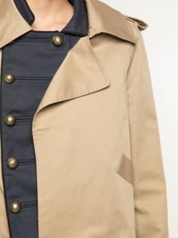 Monse двубортная куртка асимметричного кроя MR200906CST