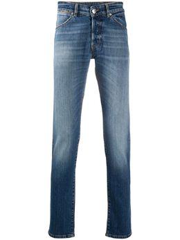 Pt01 узкие джинсы средней посадки C5DJ05B20BASCA35