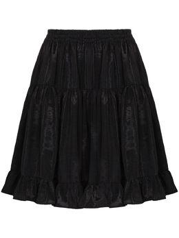 Batsheva ярусная юбка Amy с завышенной талией BHS0012