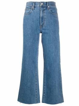 Slvrlake укороченные джинсы Grace GRCC506OFB
