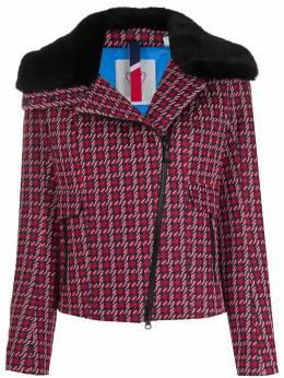 Rossignol пиджак Josiane в ломаную клетку RLJWJ99
