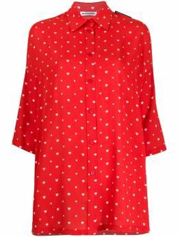 Balenciaga рубашка с принтом 621885TIL83