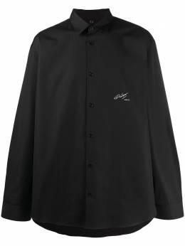 Oamc рубашка Duane с фотопринтом OAMR603166OR241000B