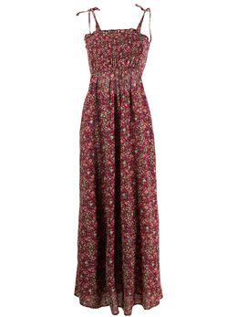 Ba&sh платье Sofia с цветочным принтом 1E20SOFI