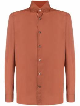 Ermenegildo Zegna поплиновая рубашка 8010719HS0MT