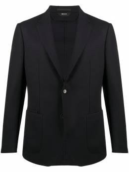 Z Zegna однобортный пиджак 8547191XPYG0