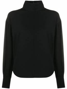 Dorothee Schumacher блузка Modern Attitude с высоким воротником 942201