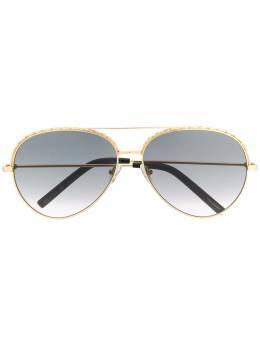 Matthew Williamson декорированные солнцезащитные очки-авиаторы MW273C1SUN