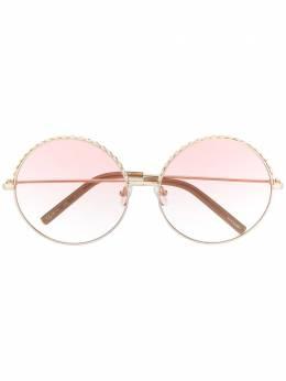 Matthew Williamson солнцезащитные очки в круглой оправе MW274C3SUN