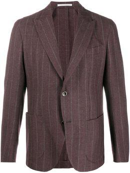 Eleventy пиджак в тонкую полоску B75GIAA01BTOTTTES0B045
