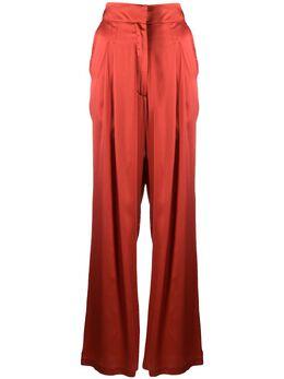 Le Kasha расклешенные брюки широкого кроя SANSHA0331