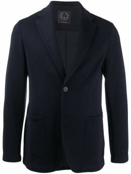 Tonello однобортный пиджак с накладными карманами 51G419JR9403U