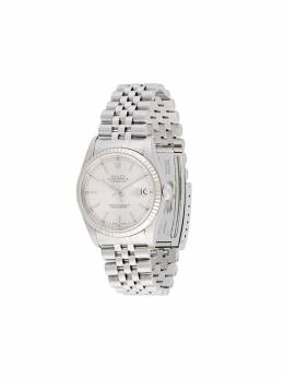 Rolex наручные часы Oyster Perpetual Datejust 35 мм pre-owned WCAD1062510H