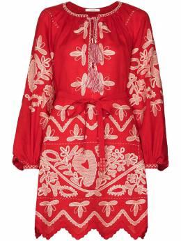 Vita Kin платье с вышивкой DS0114RSH2
