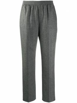 Agnona gathered straight leg trousers T70010YUW003P