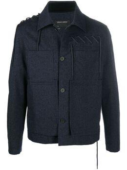 Craig Green куртка с декоративной шнуровкой CWOJKT02