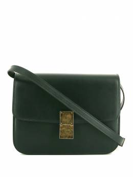 Celine Pre-Owned сумка на плечо Classic Box pre-owned 361604