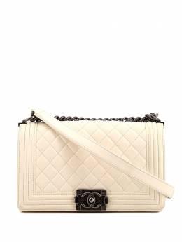 Chanel Pre-Owned сумка на плечо Boy Chanel 359977
