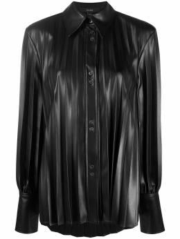 Ellery плиссированная рубашка на пуговицах ELPF20TO00000022