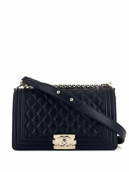 Chanel Pre-Owned сумка на плечо Boy 360844