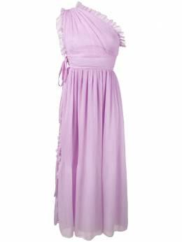 Rochas платье на одно плечо ROWK507572RK281400A