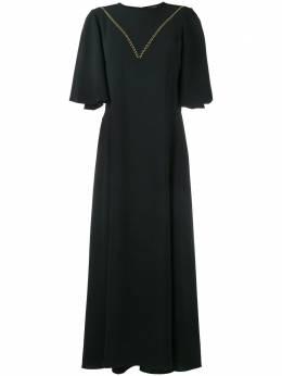 Ellery платье с контрастными стежками 6FD618F2900