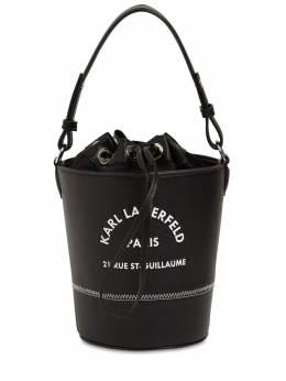Сумка Из Искусственной Кожи Karl Lagerfeld 72IOFN081-MDlC0