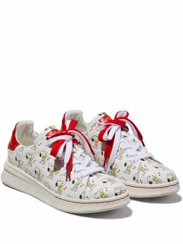 Marc Jacobs кроссовки The Tennis Shoe из коллаборации с Peanuts M9002318101