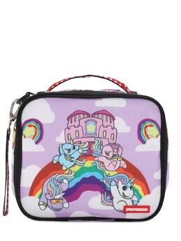 Сумка Для Бутербродов Rainbow Bounce Sprayground 72IXWA083-TVVMVElDT0xPUg2