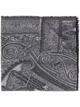 Etro шарф с принтом 1H4189506