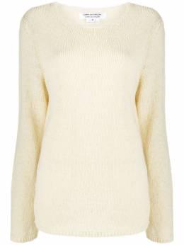 Comme Des Garcons Comme Des Garcons свитер с круглым вырезом RFN01305123