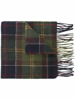 Barbour шарф в шотландскую клетку LSC0129TN11