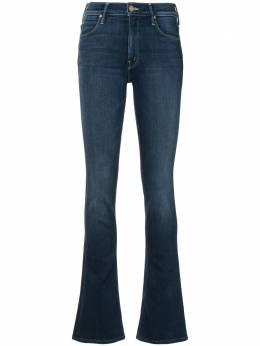 Mother прямые джинсы средней посадки 1003686HMV
