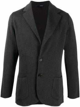 Lardini пиджак из джерси IMLJM56IM55000