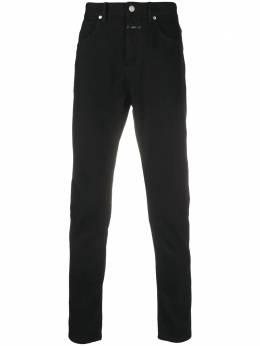 Closed узкие джинсы средней посадки C3010500920