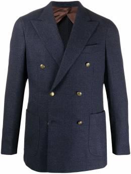 Barba двубортный пиджак 1409