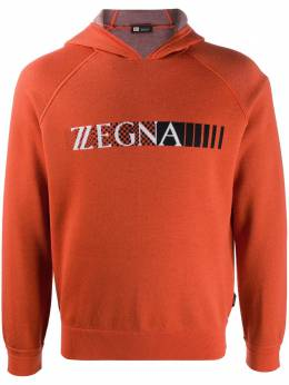 Z Zegna худи с логотипом VVT70ZZT477