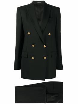 Tagliatore костюм Jasmine с двубортным пиджаком TJASMINE00BP97188N1195