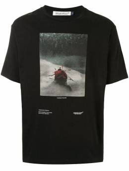 Undercover футболка с фотопринтом UCZ3810