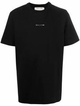 1017 Alyx 9Sm футболка с логотипом AAMTS0180FA01