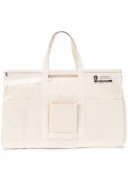 As2ov парусиновая сумка-тоут Alberton 181900