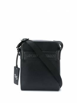 Emporio Armani сумка на плечо с тисненым логотипом Y4M217YTQ5J