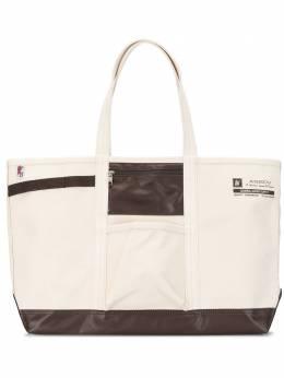 As2ov парусиновая сумка-тоут Alberton 181902